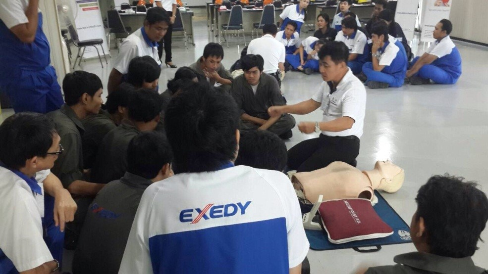 EXEDY (Thailand) Co., Ltd 01